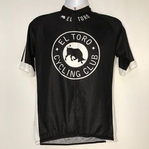 SUGOI Men's Bicycle Riding Racing el Diablo Shirt